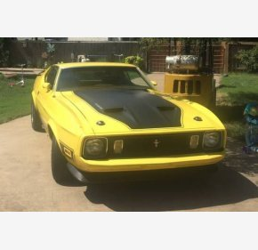1973 Ford Mustang for sale 101118381
