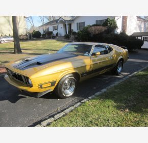 1973 Ford Mustang Mach 1 Coupe for sale 101295768