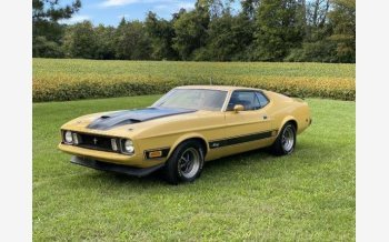 1973 Ford Mustang Mach 1 Coupe for sale 101402875