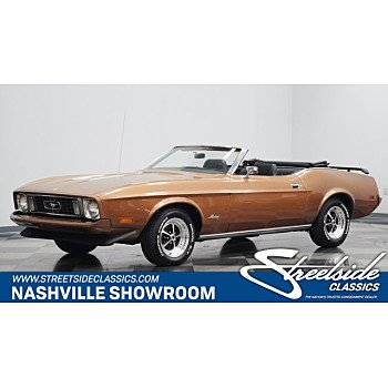 1973 Ford Mustang Convertible for sale 101519670