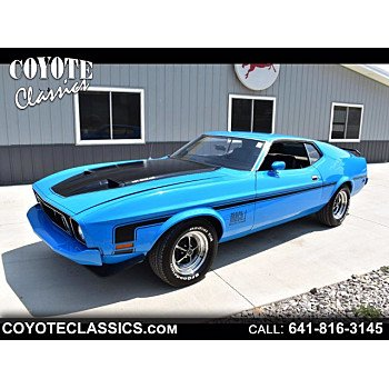 1973 Ford Mustang for sale 101566634