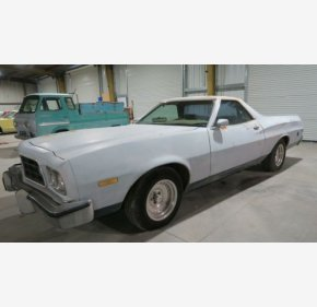 1973 Ford Ranchero for sale 101307711