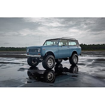 1973 International Harvester Scout for sale 101229267