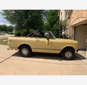 1973 International Harvester Scout for sale 101341821