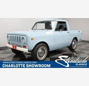 1973 International Harvester Scout for sale 101457856