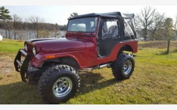1973 Jeep CJ-5 for sale 100826636