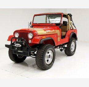 1973 Jeep CJ-5 for sale 101099932