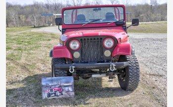 1973 Jeep CJ-5 for sale 101121696