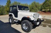 1973 Jeep CJ-5 for sale 101229266