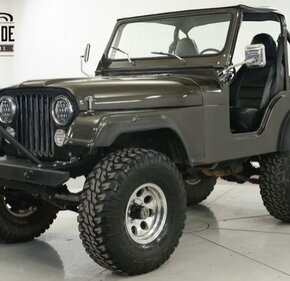 1973 Jeep CJ-5 for sale 101241380