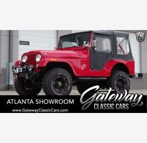 1973 Jeep CJ-5 for sale 101254518