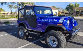 1973 Jeep CJ-5 for sale 101265811