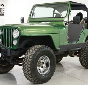 1973 Jeep CJ-5 for sale 101278728