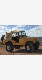 1973 Jeep CJ-5 for sale 101282341