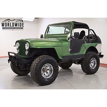 1973 Jeep CJ-5 for sale 101359840