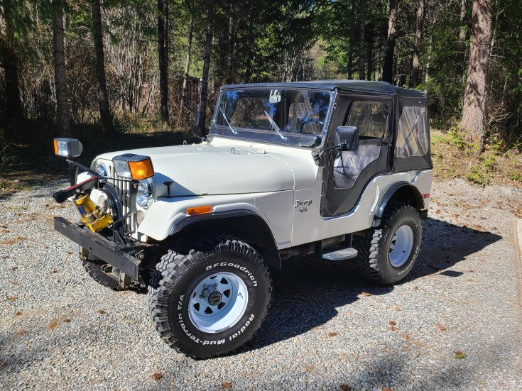 1973 Jeep CJ-5 for sale 101497020