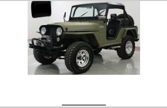 1973 Jeep CJ-5 for sale 101518043