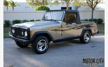 1973 Jeep Commando for sale 101170092