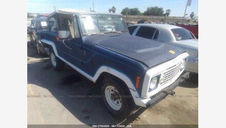1973 Jeep Commando for sale 101337286