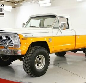 1973 Jeep J-Series Pickup for sale 101259985