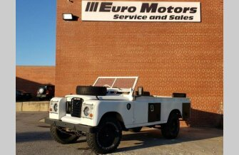 1973 Land Rover Series III for sale 101229384