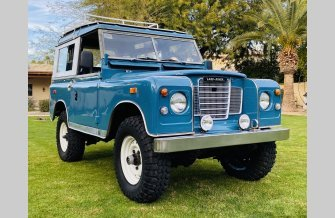 1973 Land Rover Series III for sale 101282132