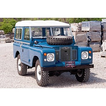 1973 Land Rover Series III for sale 101315785