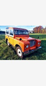 1973 Land Rover Series III for sale 101395176