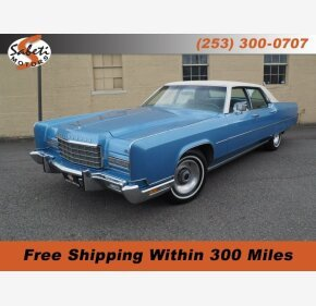 1973 Lincoln Continental for sale 101199390