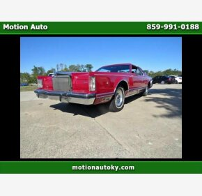 1973 Lincoln Continental for sale 101237285