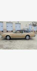 1973 Lincoln Continental for sale 101281162