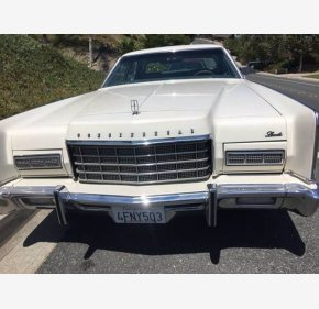 1973 Lincoln Continental for sale 101358453