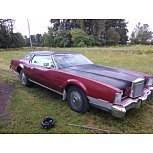 1973 Lincoln Continental for sale 101585809