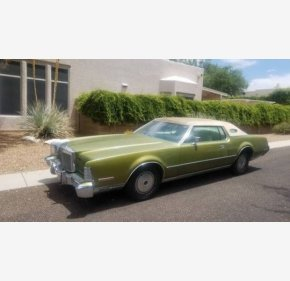 1973 Lincoln Mark IV for sale 101227567