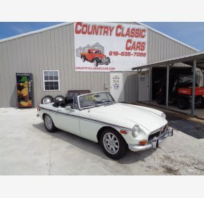 1973 MG MGB for sale 101141130