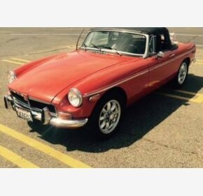 1973 MG MGB for sale 101043093