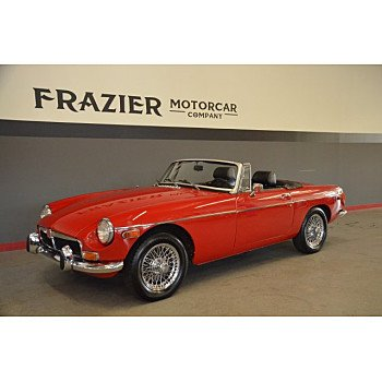 1973 MG MGB for sale 101177016
