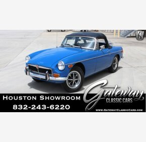 1973 MG MGB for sale 101350104
