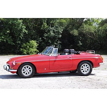 1973 MG MGB for sale 101351487