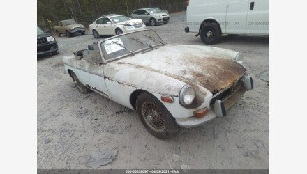 1973 MG MGB for sale 101489933