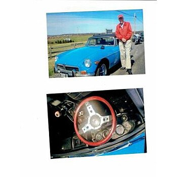 1973 MG MGB for sale 101535703