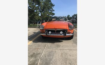 1973 MG MGB for sale 101556197