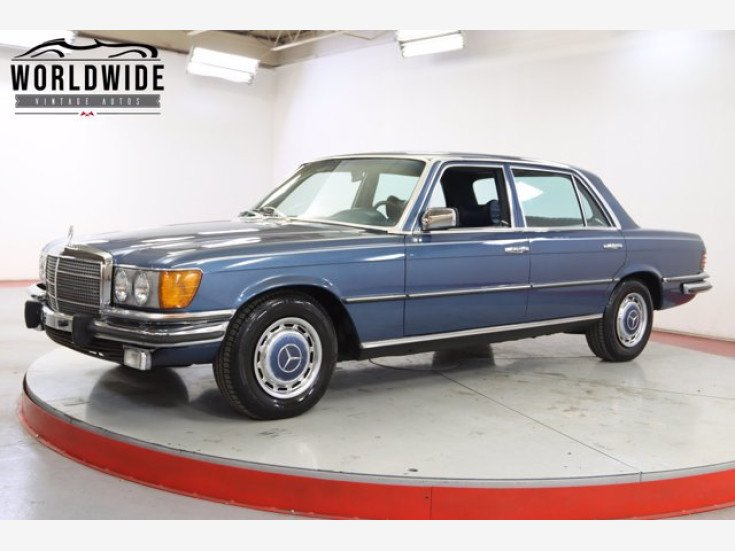 1973 Mercedes-Benz 450SEL for sale 101407432