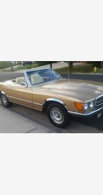 1973 Mercedes-Benz 450SL for sale 101032359