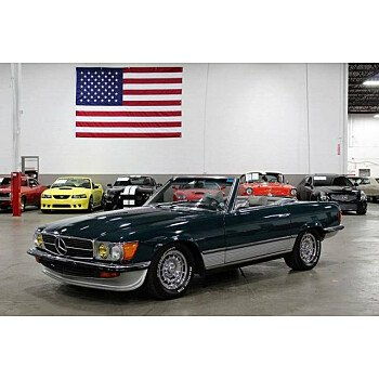 1973 Mercedes-Benz 450SL for sale 101202558