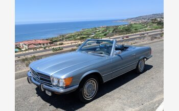1973 Mercedes-Benz 450SL for sale 101206558