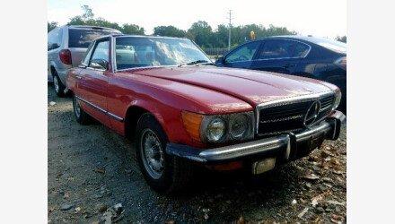 1973 Mercedes-Benz 450SL for sale 101223801