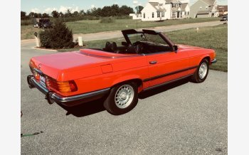 1973 Mercedes-Benz 450SL for sale 101237773