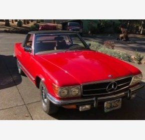 1973 Mercedes-Benz 450SL for sale 101241635