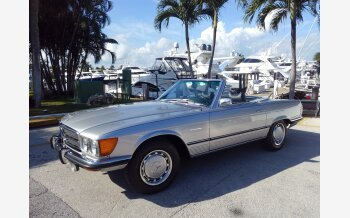 1973 Mercedes-Benz 450SL for sale 101245237
